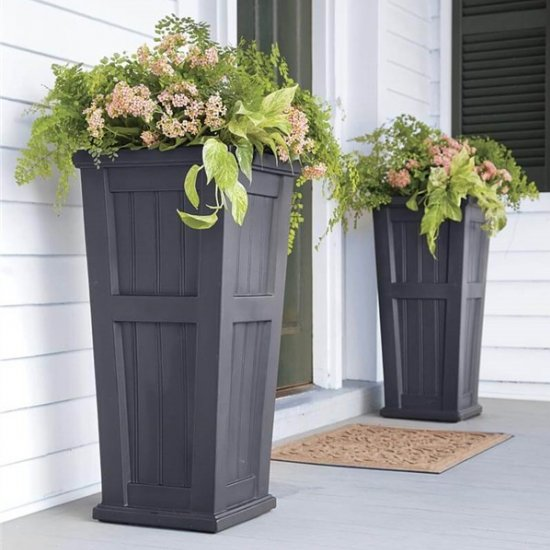 reusable wedding planters