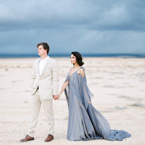 Desert Oasis Wedding Inspiration