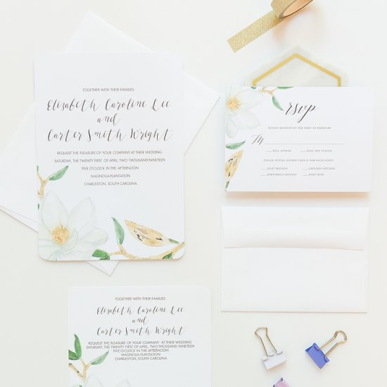 Easily DIY Your Wedding Invites