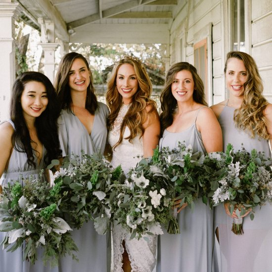 Coastal Ranch Wedding in California